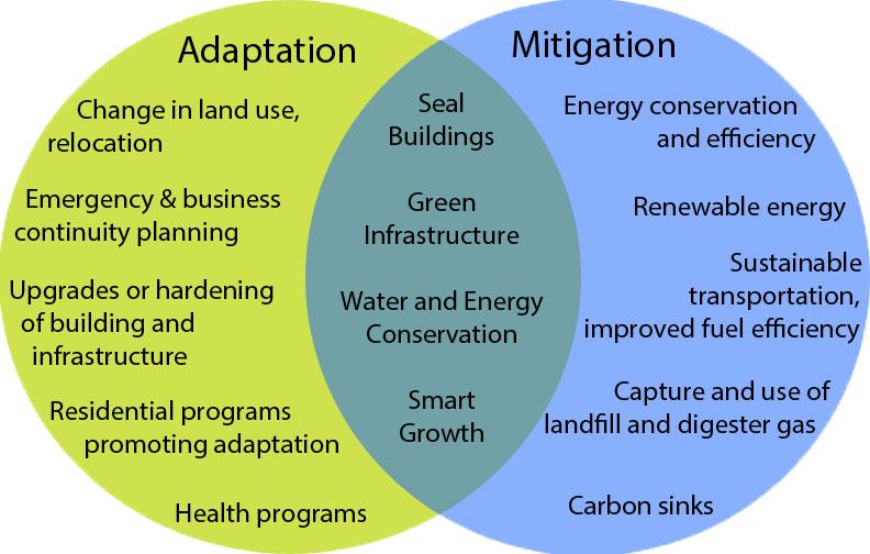 adaptation-mitigation